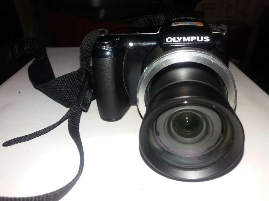 camara semi profesional olympus sp-810uz