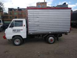 Kia Ceres 1994 Publica Diesel con Turbo