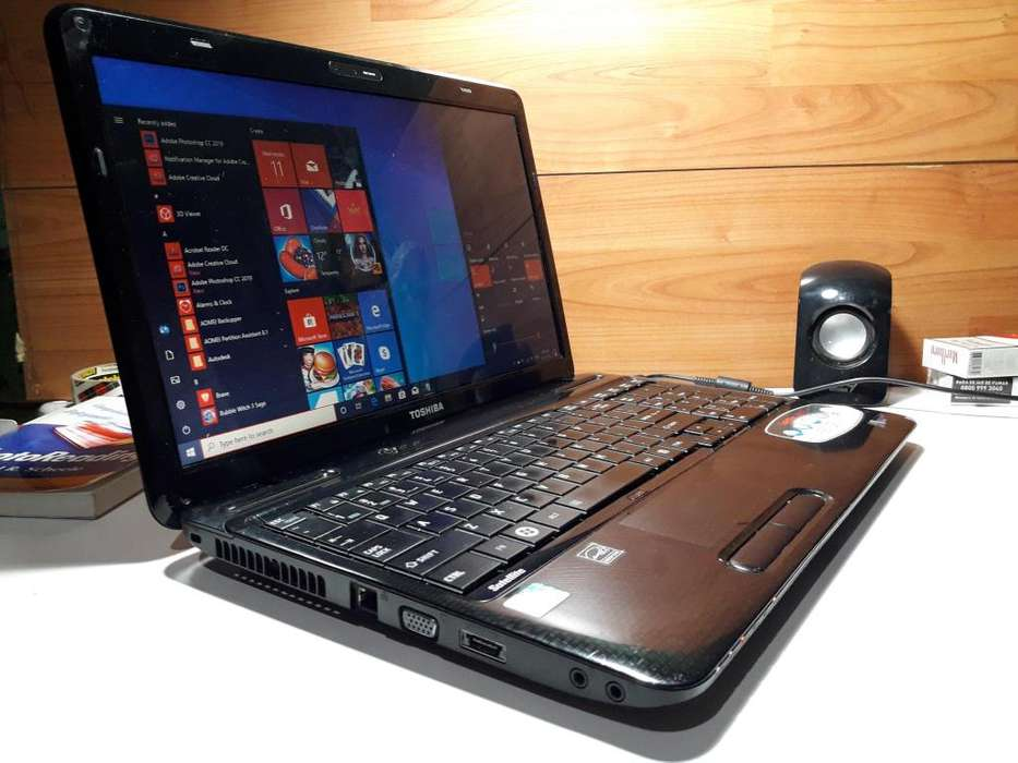 Notebook Thoshiba Satellite L655-s5096 Wind 10 disco SSD