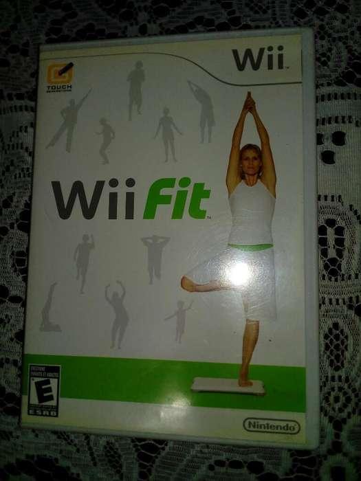 Juego Nintendo Wii Fit para Usar con Tab