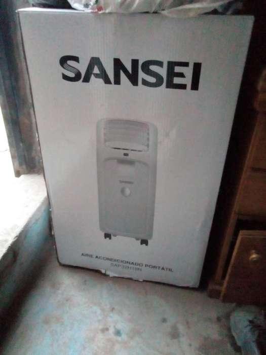 Aire acondicionado porttilmarca sansei como nuevo2616677895