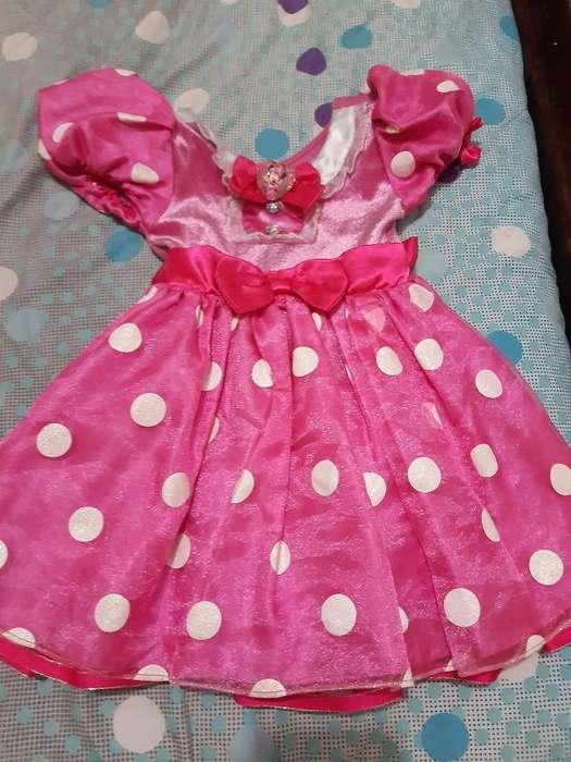 Disfraz de Minnie Mouse Original