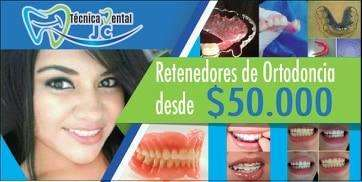 Retenedores de Ortodoncia desde 50.000