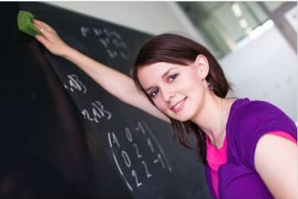 Profesora de matematicas MUY PACIENTE a domicilio Primaria Secundaria
