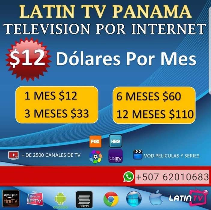 Tv Box Canales