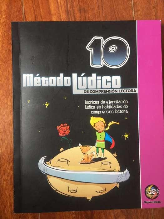 METODO LUDICO 10 DE COMPRENSION LECTORA