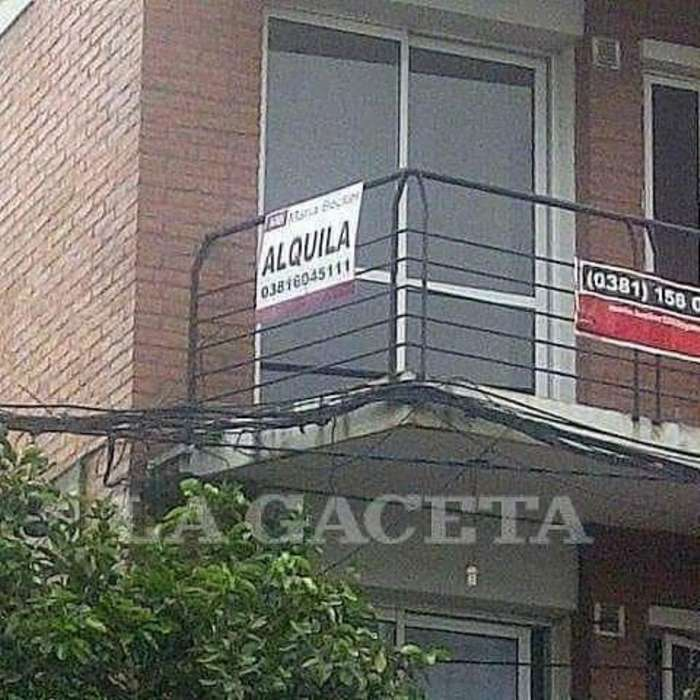 Alq Depto 1 Dor San Lorenzo 948 C/balcon