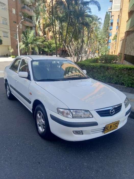 Mazda 626 2001 - 160000 km
