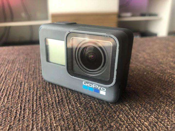 GoPro Hero 6 Black (Opción Mercado Pago)