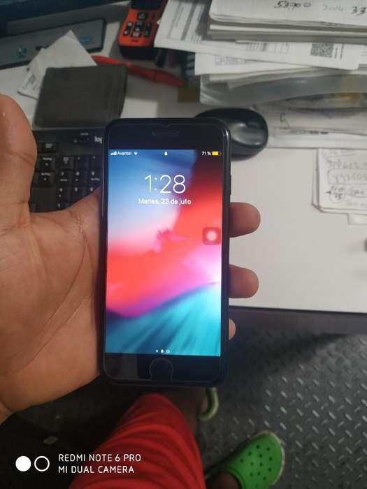 Vendo iPhone 7 Buen Estado precio fijo