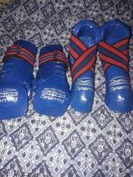 Protector ,equipo de Lucha .taekwondo