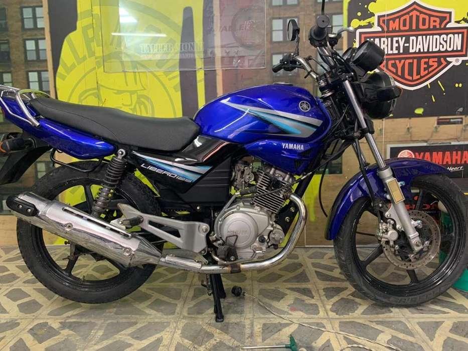 Se Vende Moto <strong>yamaha</strong> Libero 2015