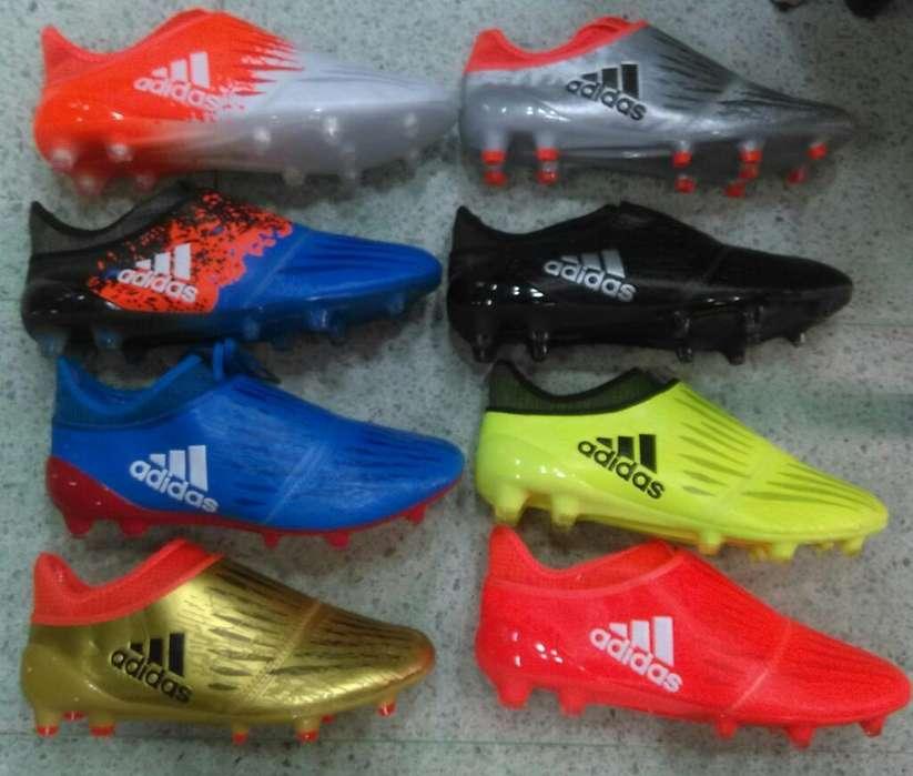 guayos adidas y Nike triplea A importados.
