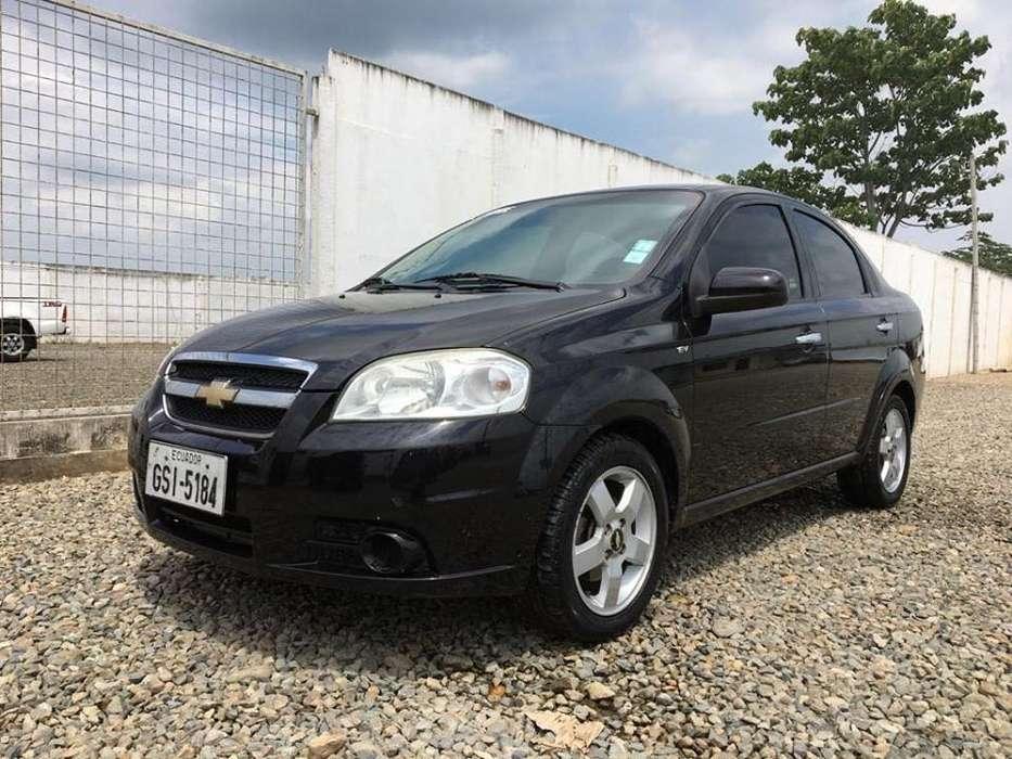 Chevrolet Aveo 2014 - 95000 km