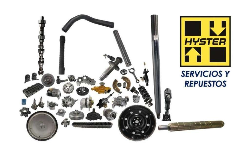 Servicios y Repuestos para Montacargas HYSTER