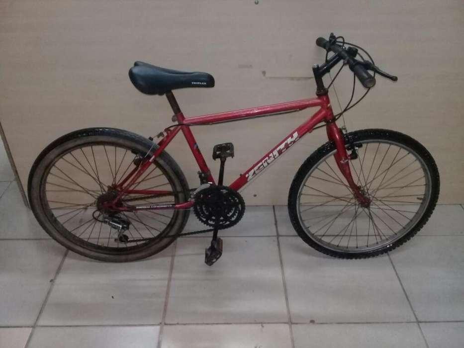 Bicicleta Rodado 24 de Varon