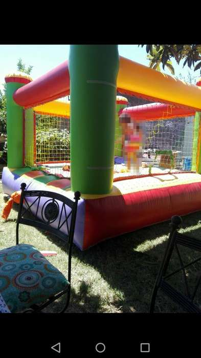 Inflable, Pelotero