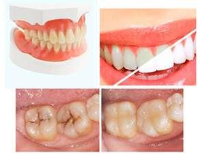 Servicios odontológicos a precios accesibles.