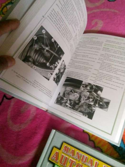 LIBROS,,MANUAL AUTOMOTRIZ