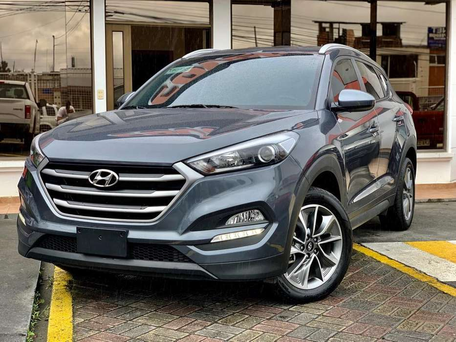 Hyundai Tucson 2019 - 17831 km