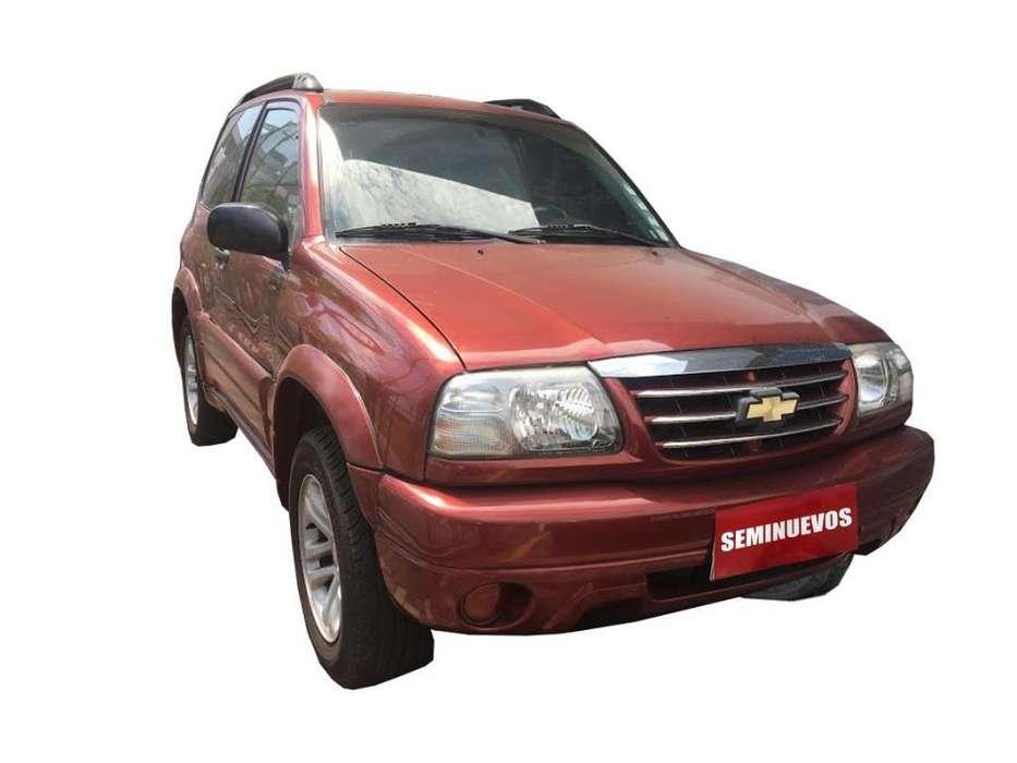 Chevrolet Grand Vitara 2013 - 131927 km
