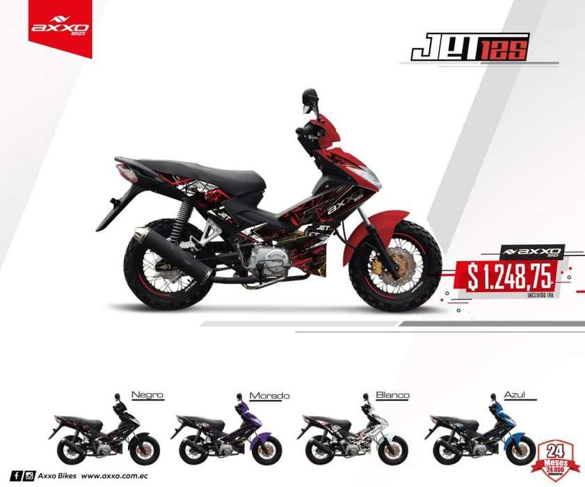 Moto Jet 125