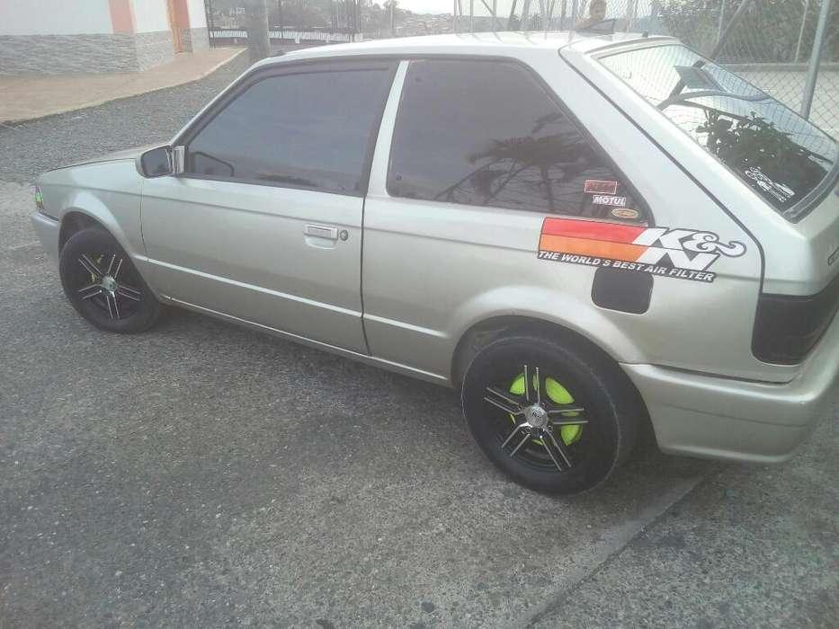 Mazda 323 1991 - 4500 km