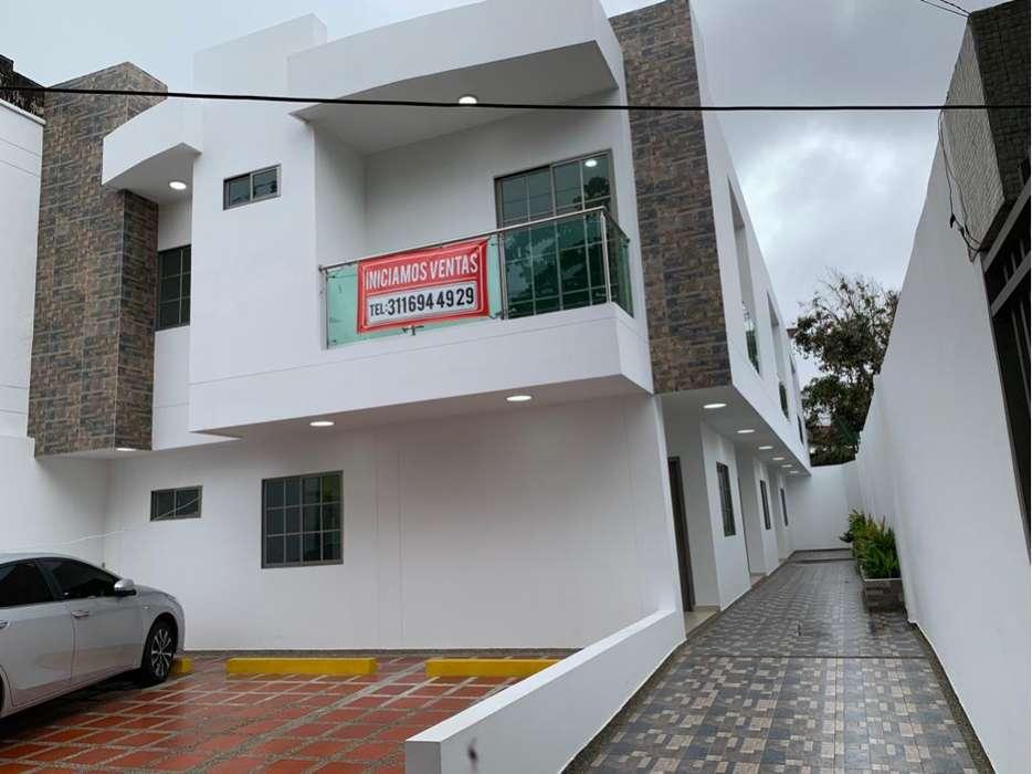 Casas en Conjunto Trifamiliar
