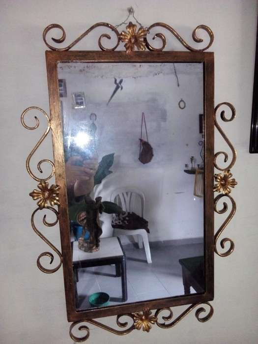 Vendo Antiguo Espejo