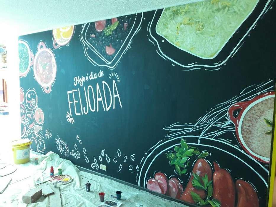 Murales Pintura Arte Diseño