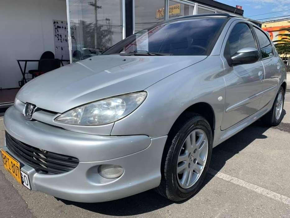 Peugeot 206 2005 - 137000 km