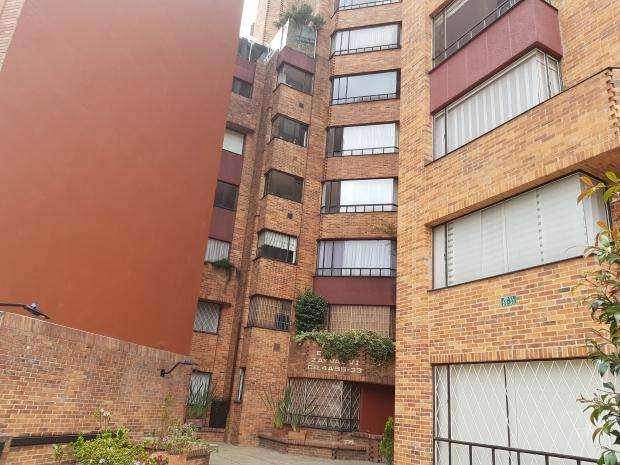 ARRIENDO DE <strong>apartamento</strong> EN CHAPINERO BOGOTA 53-267