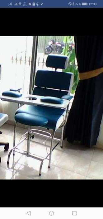 Vendo <strong>silla</strong>s de Manicure Y de Peluquería