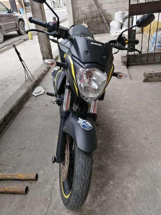 Moto Suzuki Gixxer 150cc