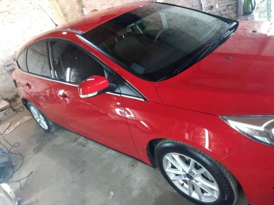 Ford Focus 2016 - 60000 km