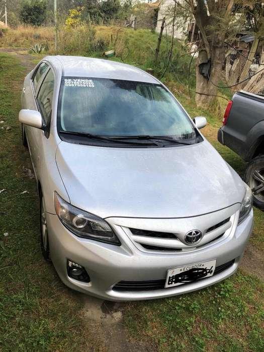 Toyota Corolla 2013 - 81000 km