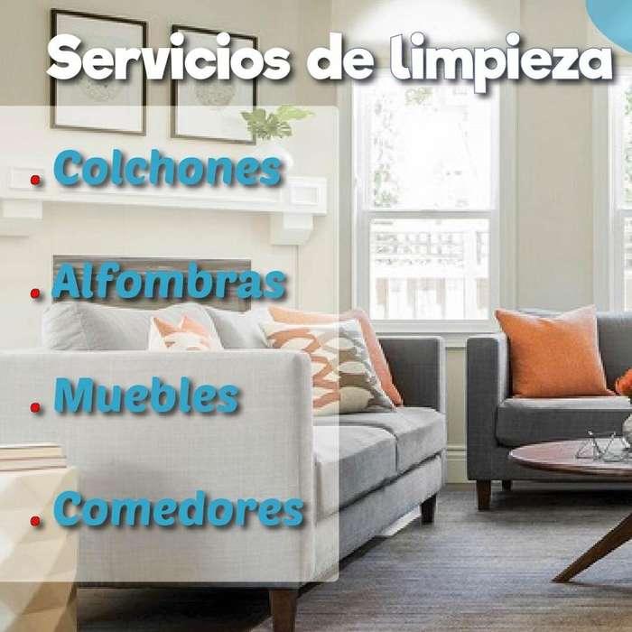Lavado de muebles en Barranquilla