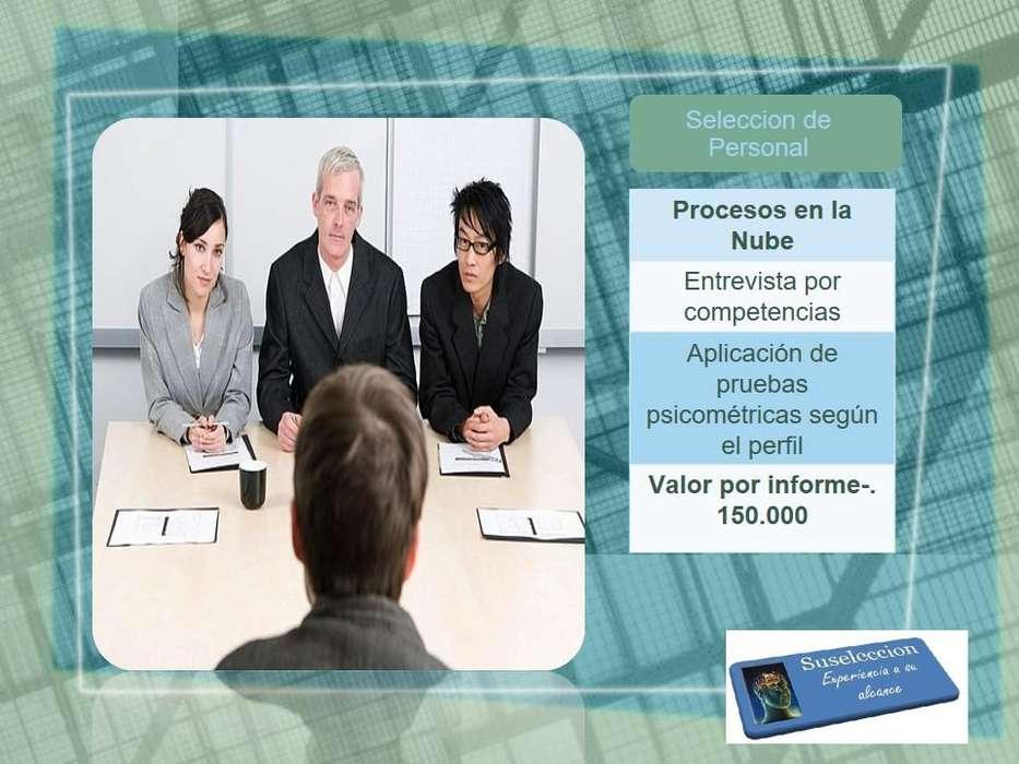 Seleccion de Personal por Competencias Medellin