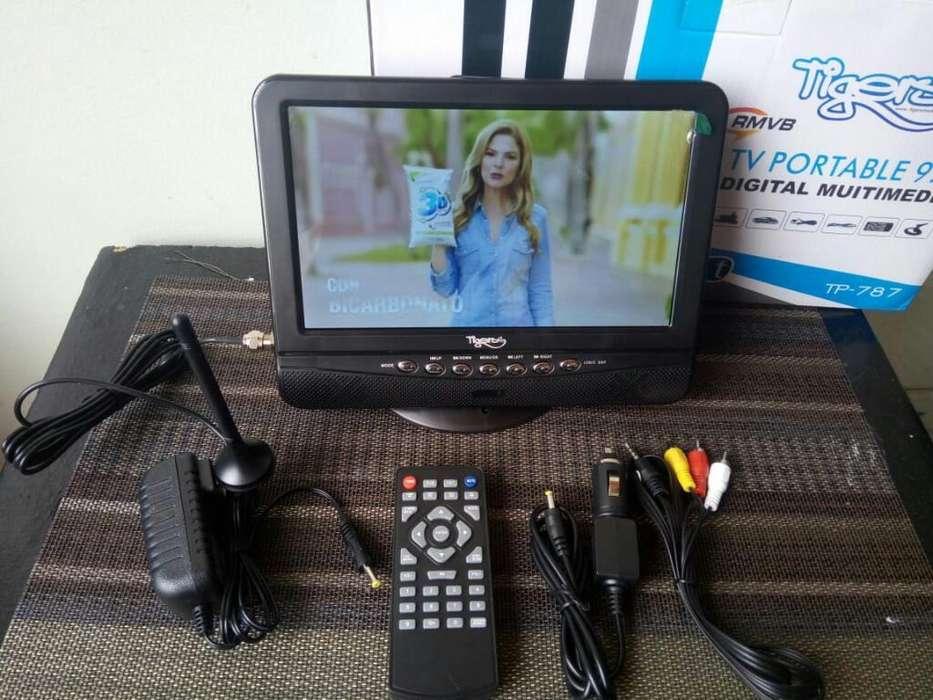 <strong>televisor</strong> Portátil Decodificador Tdt
