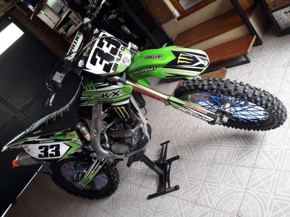 Kxf250 2013 34hs