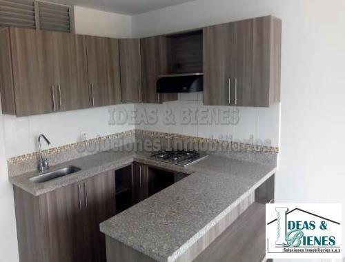 Apartamento En Venta La Estrella Sector La Aldea: Código 797638
