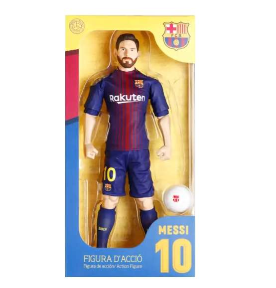 Juguete Muñeco de Messi