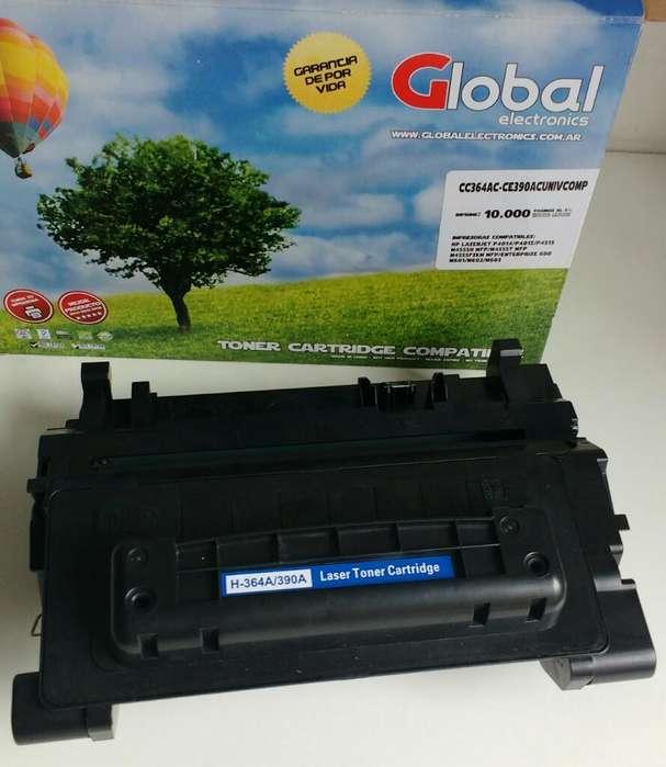 Toner Impresora HP Laserjet P4014 4515 Laser Hewllet Packard