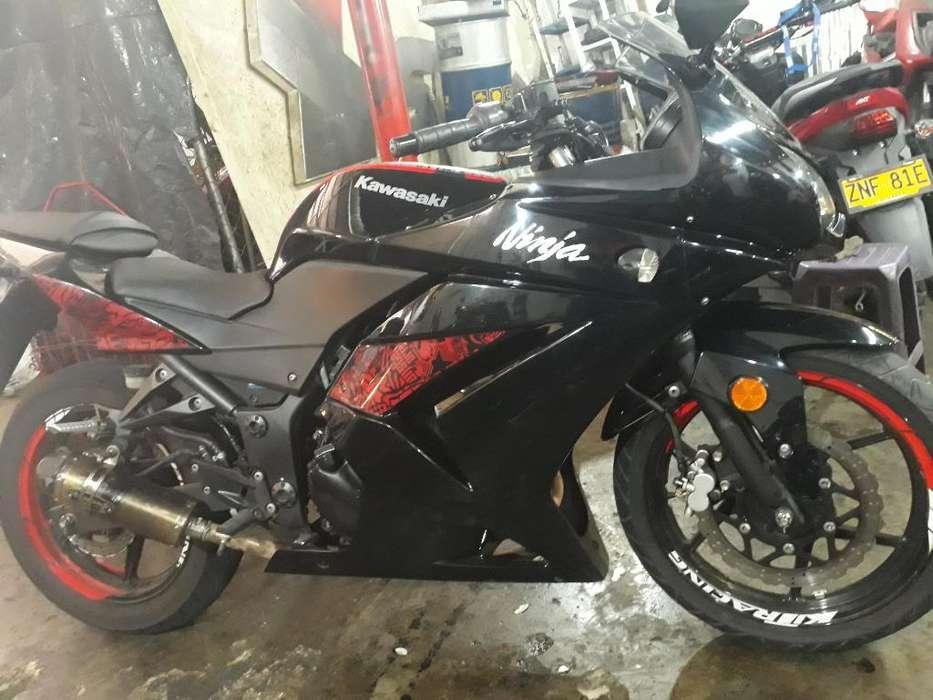 Vendo Ninja 250 Poco Uso Info 3158170395
