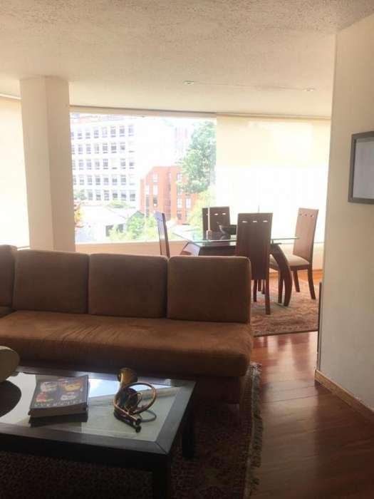 Apartamento En Arriendo En Bogota Rosales Cod. ABREI-4200072