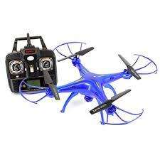 Drone Azul Camara Syma X5sw 2mp Hd Video Wifi Regalos