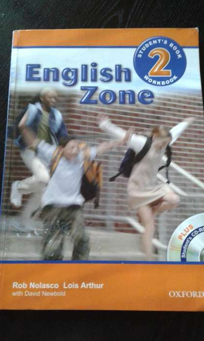 Enghish Zone 2 PLUS Oxford Studets book and workbook