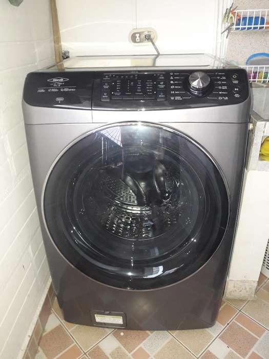 Lavadora Y Secadora Haceb F1501 Ti