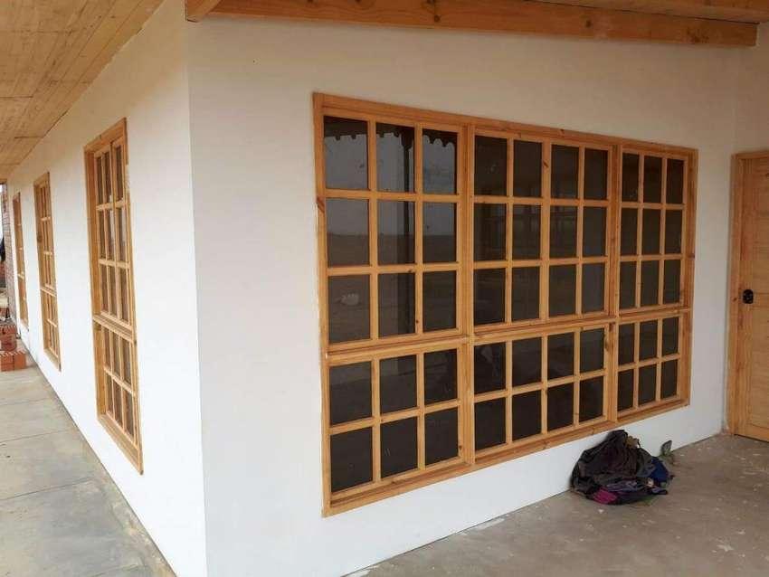 Casas Prefabricadas De Madera En Chincha Servicios 912228320