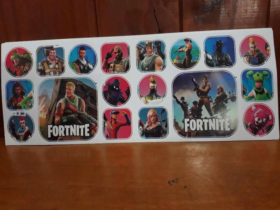 Stickers de Fortnite